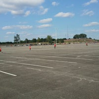 Photo taken at Truman Sports Complex Parking Lot N by Kyle J. on 8/16/2013