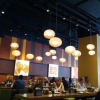 Photo taken at Bobby's Burger Palace by Oleg K. on 9/25/2012