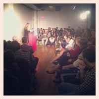 Photo taken at Stella Adler Studio of Acting by Ryan C. on 10/23/2012