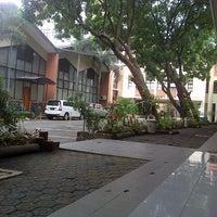 Photo taken at Fakultas Ekonomi dan Bisnis by Randi P. on 2/18/2013