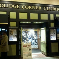 Photo taken at Coolidge Corner Clubhouse by Mr B. on 12/29/2012