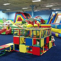 Photo taken at Playtown Express by Adam F. on 12/14/2012