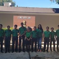 Photo taken at Universidad Autónoma de Campeche by Fernando V. on 9/22/2018