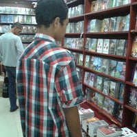 Photo taken at Gramedia by Fitria A. on 2/17/2013