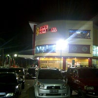 Photo taken at Jambi Prima Mall by Johan A. on 6/6/2013