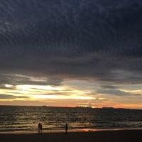 Photo taken at Phra-Ae Beach by Srirana B. on 5/14/2017