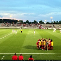 Photo taken at Maryland SoccerPlex by Nora L. on 7/4/2013