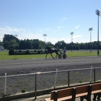 Photo taken at Saratoga Casino and Raceway by Carlos E. on 6/14/2013