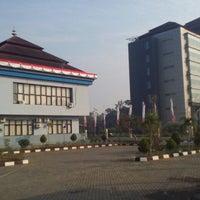 Photo taken at Kawasan Pusat Pemerintahan Provinsi Banten (KP3B) by Adin P. on 8/25/2015