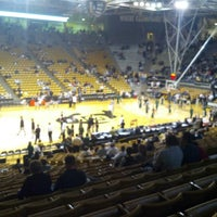 Foto tomada en Coors Events Center  por Dax A. el 12/6/2012
