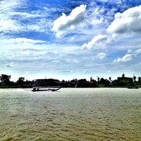 Photo taken at เรือนมอญริมน้ำ by 🌺Devil in the mist🌺 on 7/21/2013
