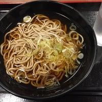 Photo taken at 本所そば 錦糸町店 by Osamu K. on 12/31/2015