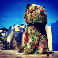9/24/2012에 Carlos R.님이 Puppy (Guggenheim)에서 찍은 사진
