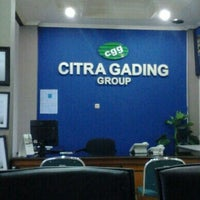 Photo taken at Citra Gading Group by Febriana P. on 5/1/2013
