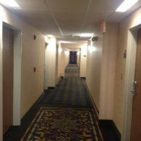 Photo taken at Holiday Inn Express & Suites Benton Harbor by Yuji S. on 8/25/2014