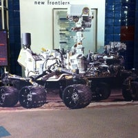 Photo taken at The Tech Museum of Innovation by Joost v. on 7/17/2013