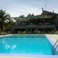 Photo taken at Hotel Giannikos by Boris G. on 5/28/2013