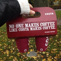 Photo taken at Costa Coffee by Maruta S. on 10/15/2013