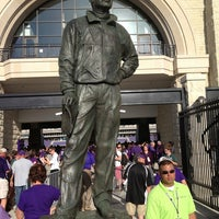 Photo taken at Bill Snyder Family Stadium by Bill Snyder on 8/31/2013