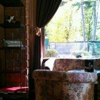Photo taken at Old Nick Pub by Dan P. on 10/17/2011