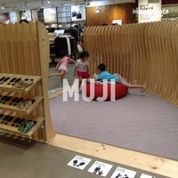Photo taken at MUJI 無印良品 by meggie c. on 9/7/2013