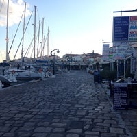 Photo taken at Port of Pythagoreio Harbor by Ray on 10/2/2013