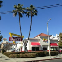 Photo taken at In-N-Out Burger by Mike B. on 2/28/2013