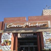 Photo taken at Central Market by Mike B. on 3/13/2013