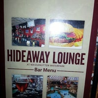 Photo taken at Hideaway Lounge by Tom C. on 7/1/2014