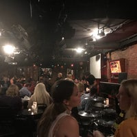 Photo taken at Comedy Cellar at The Village Underground by Mark S. on 9/23/2017