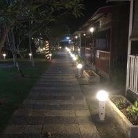 Photo taken at The Cabin Resort Langkawi by Zainul F. on 9/11/2017