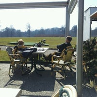 Photo taken at Brussels Golf Club by Elsy D. on 4/1/2013
