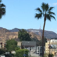Photo taken at Hollywood Sign View by Humoud A. on 8/12/2014
