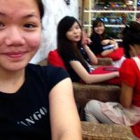 Photo taken at Nghia Beauty Salon by Nina An P. on 12/18/2012