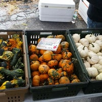 Photo taken at Hudson Farmers Market by Jackie G. on 10/10/2015