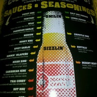 Photo taken at Buffalo Wild Wings by Aaron P. on 12/22/2012