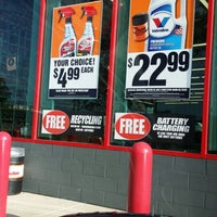 Photo taken at AutoZone by Greyhound D. on 6/16/2014