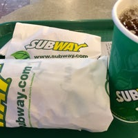 Photo taken at Subway by Hein T. on 4/11/2017