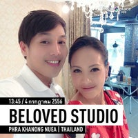 Photo taken at Beloved Studio by Thadnuphat T. on 7/4/2013