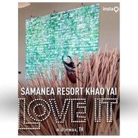 Photo taken at Samanea Resort Khao Yai by Thadnuphat T. on 11/12/2013