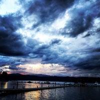 Photo taken at Alderbrook Resort & Spa by Steve D. on 7/14/2015