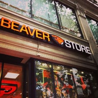 Photo taken at OSU Beaver Store by Steve D. on 8/11/2013