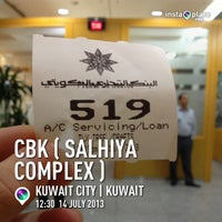 Photo taken at Cbk ( Salhiya Complex ) by ChiaYiing Y. on 7/14/2013
