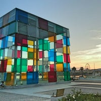 9/22/2017にEmil V.がCentre Pompidou Málagaで撮った写真