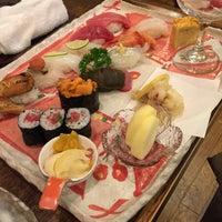 Photo taken at おおずし by naonao_J on 12/12/2015