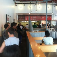 8/19/2013 tarihinde Chad A.ziyaretçi tarafından Chipotle Mexican Grill'de çekilen fotoğraf