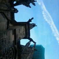 9/28/2012 tarihinde Pajina CZziyaretçi tarafından Aziz Vitus Katedrali'de çekilen fotoğraf