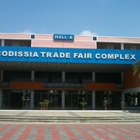 Photo taken at Codissia Trade Fair Complex by Abdul H. on 7/5/2014