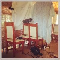 Photo taken at Jardin d'Ivoire - San Pedro by Kris G. on 10/14/2013