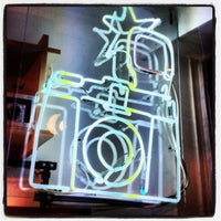 Photo taken at Lomography Gallery Store Antwerp by Kris G. on 12/26/2012